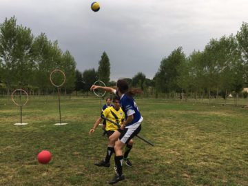 © Montpellier Quidditch - Black Wands
