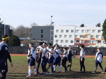 Match Nantes - Rennes dans le cadre de la ligue de l'ouest